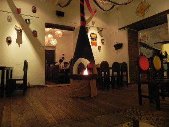 La Primera Casa Restaurante Amp Arte Quito Restaurant