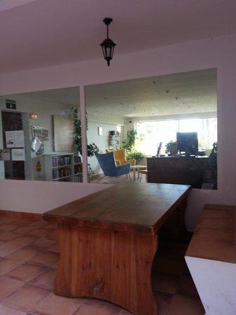 Apartamentos Playa Torrecilla:                   Reception