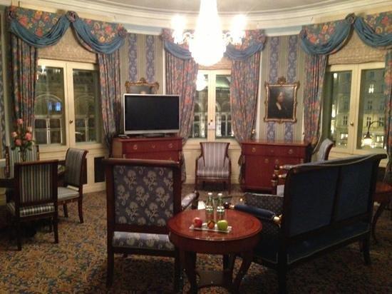 Hotel Bristol Vienna:                   hotel Bristol