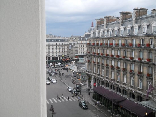 Timhotel Opera Madeleine:                                     La vista dalla camera