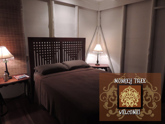 Monkey Tree Casitas: Comfortable beds