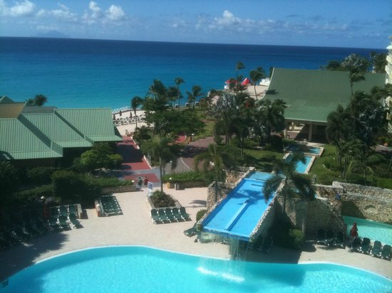 Sonesta Maho Beach Resort, Casino & Spa: Ocean view