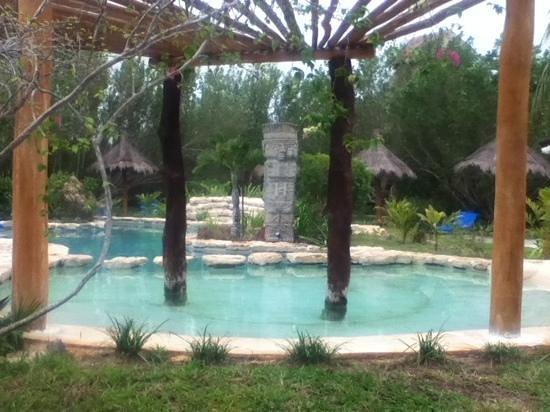 Hotel Villas Delfines:                   alberca