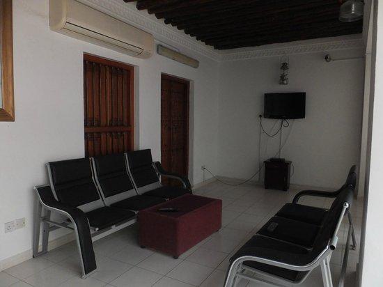 Sharjah Heritage Hostel :                   good airconditioning
