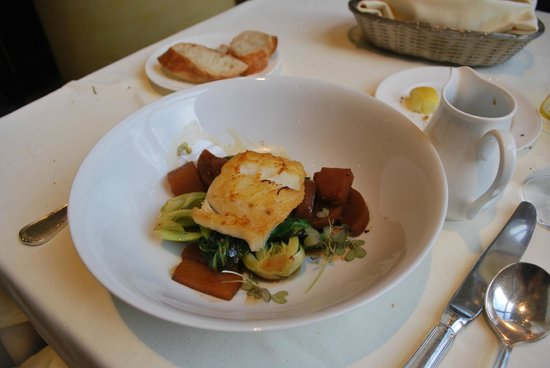 Lacroix at The Rittenhouse:                   Cod