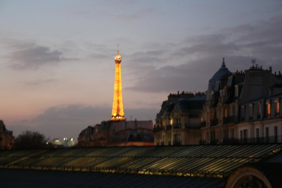 Hotel Sublim Eiffel: View from the room