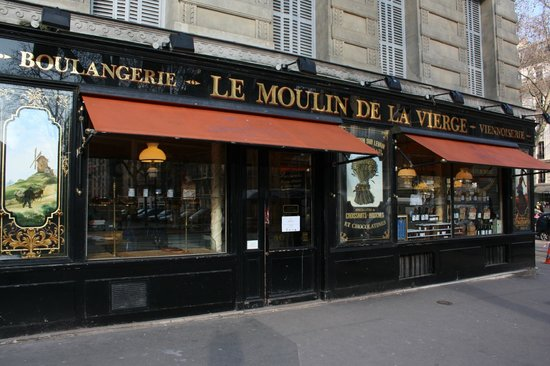 Hotel Sublim Eiffel : Patisserie down the road