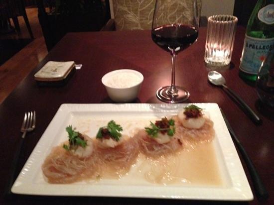 Park Regis Kris Kin Hotel:                   Chinese keuken in Dubai
