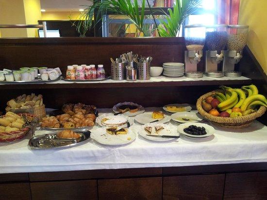 Hotel il Viandante :                   colazione