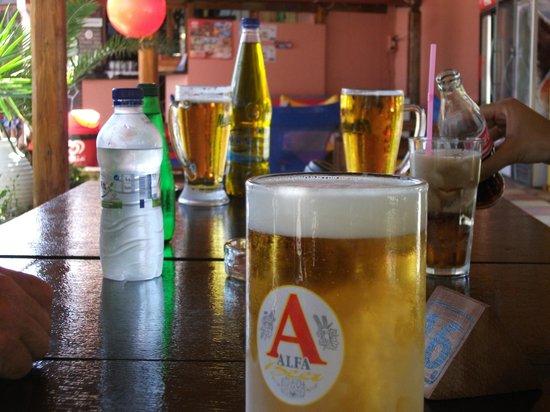 Acquero Studios:                                     relax al caretta beach bar