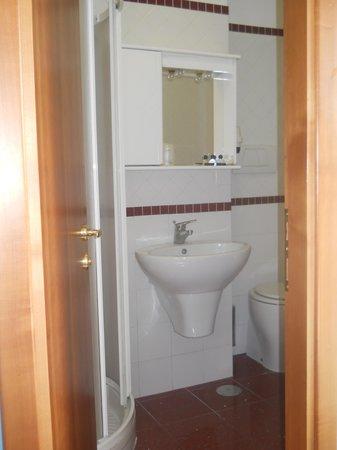 Adriatic Hotel:                   Il bagno