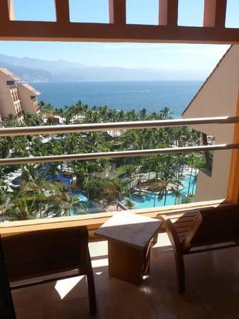 ‪‪The Westin Resort & Spa, Puerto Vallarta‬:                   view