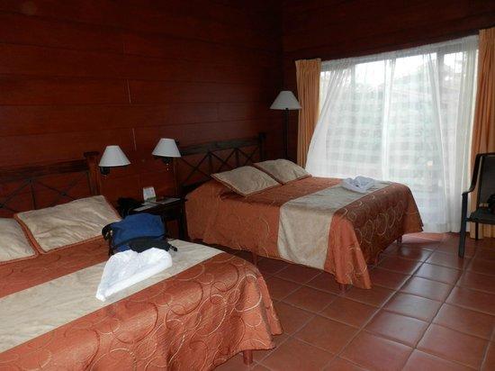 Hotel El Silencio del Campo:                   Bungalow