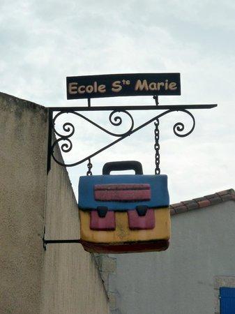 Mallievre, France:                                     Ecole Sainte Marie