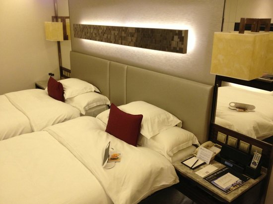 InterContinental Grand Stanford : Beds