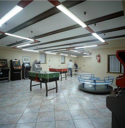 Intermonti Hotel: Sala Giochi