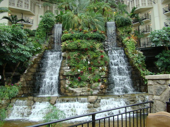 Gaylord Opryland Resort & Convention Center:                   Spectacular!