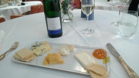 Colonialen Restaurant :                   Cheese board
