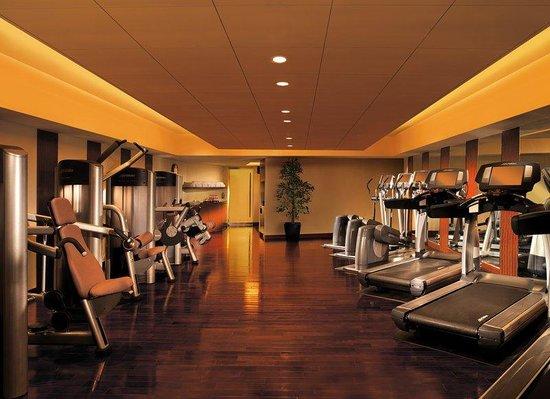 The Peninsula Tokyo: The Peninsula Fitness Center