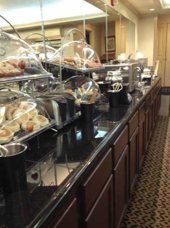 Best Western Plus Heritage Inn:                   more breakfast choices