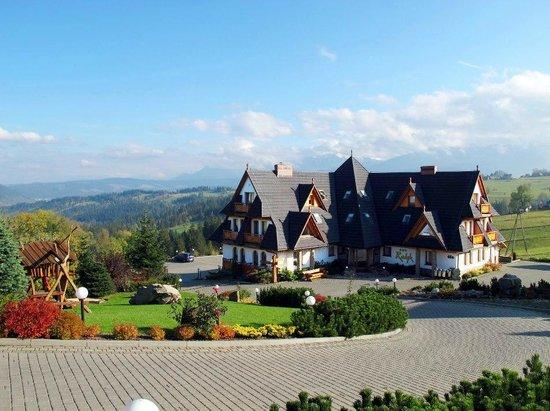 Redyk - Osrodek Uslug Hotelarskich : Awesome hotel