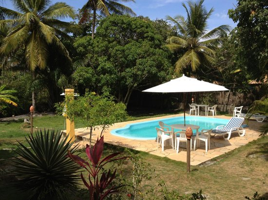 Vila Imbassai: Pool