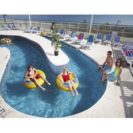 Dunes Village Resort : Outdoor Lazy River