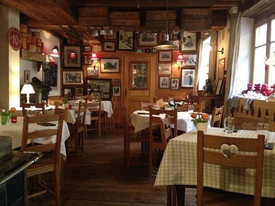 La salle à manger - Bild von Wistub de la Petite Venise, Colmar ...