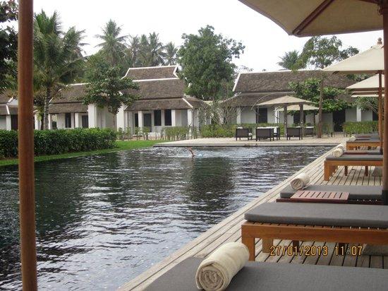 Sofitel Luang Prabang Hotel: swimming pool