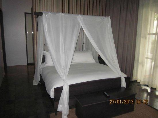 Sofitel Luang Prabang Hotel: bedroom