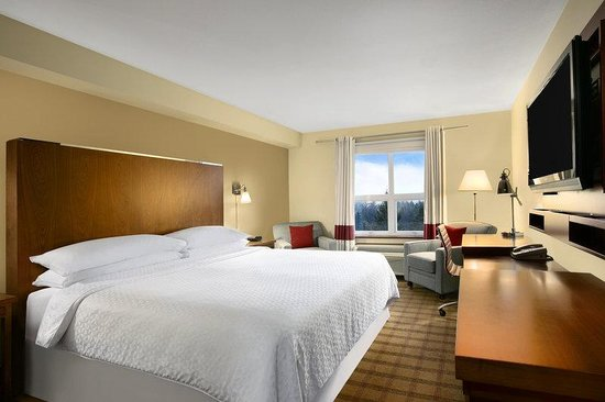 Four Points by Sheraton Victoria Gateway: Guest Room