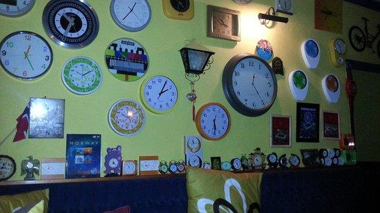 The Ship:                   fantastic clocks