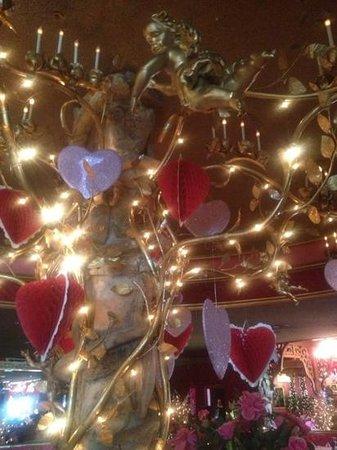 Madonna Inn decorations