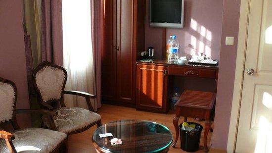 Hotel Ipek Palas: TV