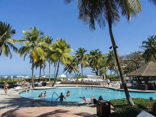 El San Juan Resort & Casino, A Hilton Hotel:                   The Pool we spent the most time at...