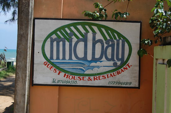 Midbay Guesthouse: Badge