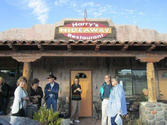 Harry S Hideaway Restaurant