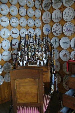Museo della Pipa:                                     Pipe austriache