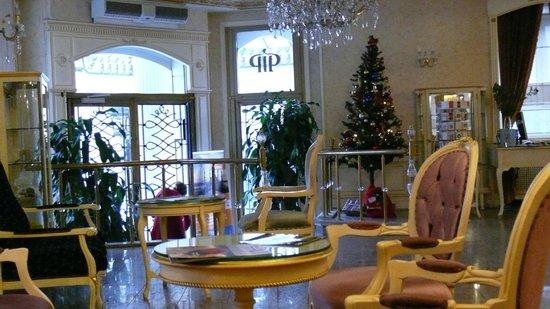 Hotel Ipek Palas: Lobby