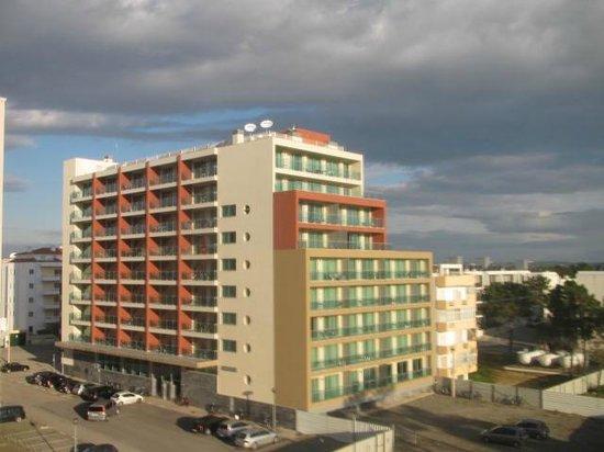 Alcazar Hotel & SPA: Vistas