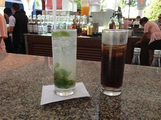 ClubHotel Riu Bambu:                   Cocktails