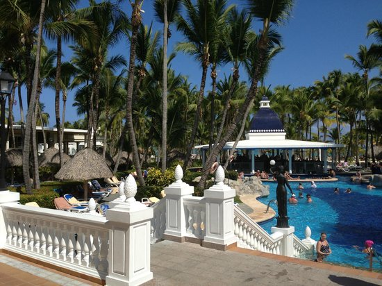 ClubHotel Riu Bambu :                   Pool/bar