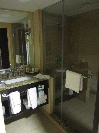 Wyndham Deerfield Beach Resort:                   Salle de bains