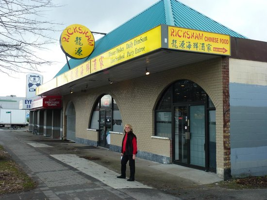 Rickshaw Chinese Food Whalley: New location on King George