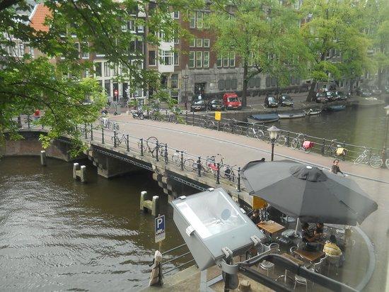 NH City Centre Amsterdam: La vista dalla camera