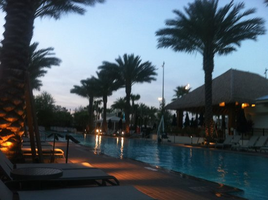 Gaylord Palms Resort & Convention Center:                   Adult Pool