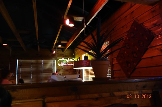 Texas Roadhouse:                   Another cute Wooden Decor