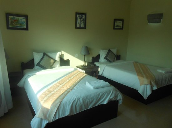 Claremont Angkor Boutique Hotel: Chambre