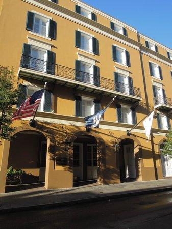 Hotel Mazarin: The Hotel