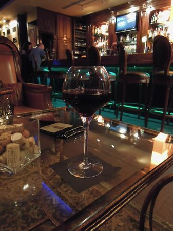 Hotel Mazarin: The Wine Bar
